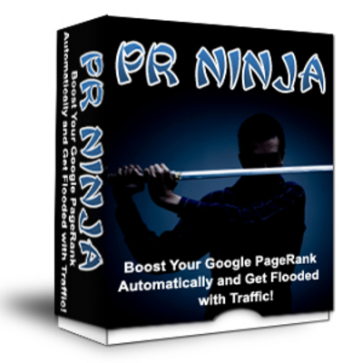Product picture PageRank on Google Sky-High with Power of PR Ninja