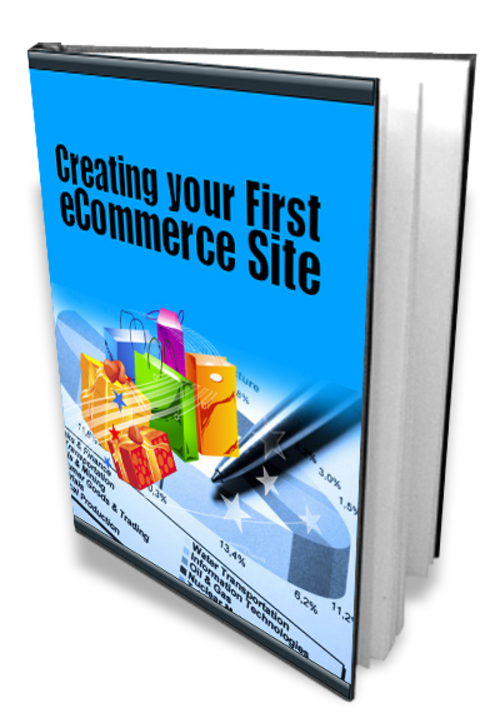 Product picture Creating Your First e-Commerce Site