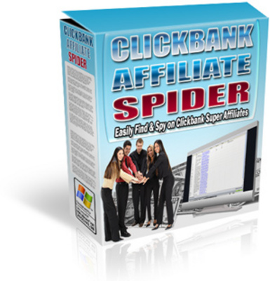 Product picture Clickbank Affiliate Research Tool,